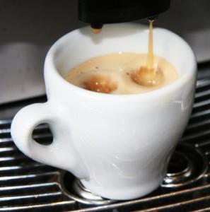 Espresso mit Crema bürgt für einen guten Geschmack